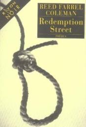 Redemption street - Couverture - Format classique