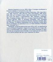 Postkarten - 4ème de couverture - Format classique
