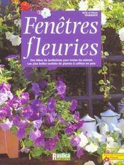 Fenetres Fleuries - Intérieur - Format classique