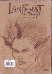 Lanfeust de Troy t.4 ; le paladin d'Eckmül - 4ème de couverture - Format classique