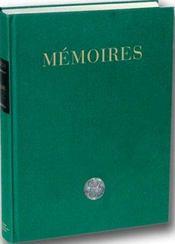 Memoires - Intérieur - Format classique