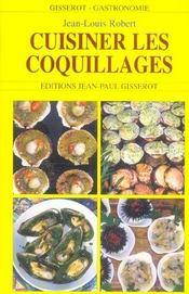 Cuisiner Les Coquillages - Intérieur - Format classique