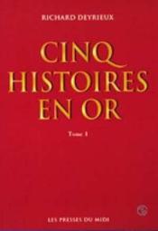Cinq Histoires En Or T3 - Couverture - Format classique