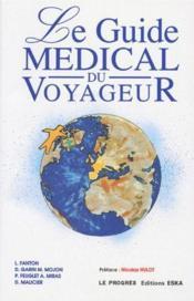 Guide medical du voyageur - Couverture - Format classique