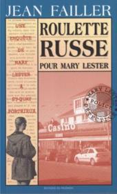 MARY LESTER T.13 ; roulette russe pour Mary Lester - Couverture - Format classique
