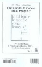 Revue Esprit ; Forces Et Faiblesses De La Participation - 4ème de couverture - Format classique