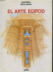 El Arte Egipcio. - Couverture - Format classique