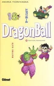 Dragon ball t.18 ; maître Kaïo - Couverture - Format classique