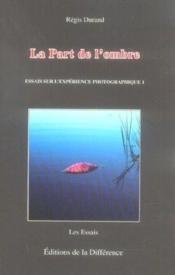 Part De L'Ombre (La) - Couverture - Format classique