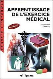 Apprentissage De L'Exercice Medical Module 1 - Intérieur - Format classique