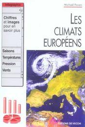 Climats Europeens (Les) - Intérieur - Format classique