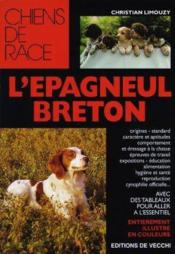 Epagneul Breton - Couverture - Format classique