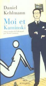Moi et kaminski - Intérieur - Format classique