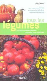 Tous Les Legumes - Intérieur - Format classique