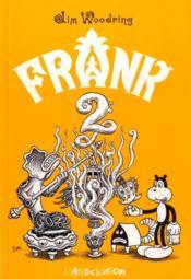 Frank t2 - Couverture - Format classique