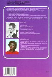 Gym Et Forme Au Feminin - 4ème de couverture - Format classique