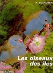 Oiseaux Des Iles - Couverture - Format classique