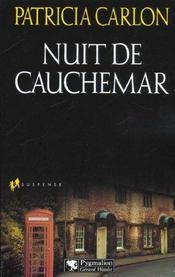 Nuit De Cauchemar - Intérieur - Format classique