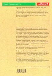Les Harkis, Une Memoire Enfouie - 4ème de couverture - Format classique
