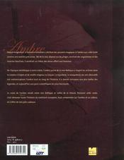 La Route De L'Ambre ; L'Or De La Baltique - 4ème de couverture - Format classique