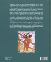 Vivre En Egypte Au Temps De Pharaon - 4ème de couverture - Format classique