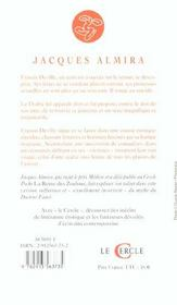 La Lecon Des Tenebres - 4ème de couverture - Format classique