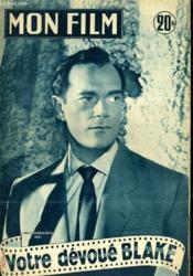 Mon Film N° 443 - Votre Devoue Blake - Couverture - Format classique