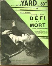 Le Yard - Defi A La Mort - N°16 - Couverture - Format classique