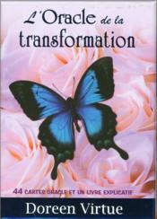 Vente  L'oracle de la transformation ; coffret ; 44 cartes oracle et un livre explicatif  - Collectif - Doreen Virtue