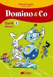 Vente livre :  DOMINO & CO ; DOMINO AND CO ; NIVEAU 1  - Marchois-C