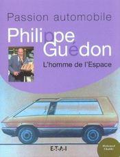 Philippe Guedon, L'Homme De L'Espace - Intérieur - Format classique