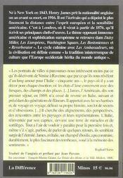 Heures italiennes - 4ème de couverture - Format classique