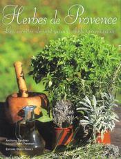 Herbes de provence - Intérieur - Format classique