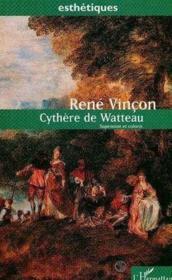 Cythere De Watteau Suspension Et Coloris - Couverture - Format classique