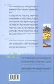 Autour Du Monde T 03 Europe Occidentale Centrale Oriental - 4ème de couverture - Format classique