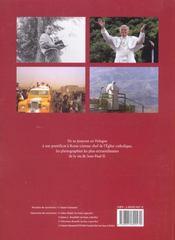 Jean-Paul Ii ; Le Soldat De La Paix - 4ème de couverture - Format classique