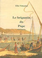 Le Brigantin Du Pape - Intérieur - Format classique