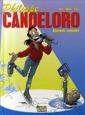 Philippe candeloro, apprenti reporter - Intérieur - Format classique