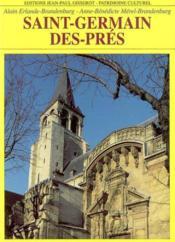 Saint-Germain-des-prés - Couverture - Format classique
