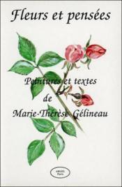 Fleurs Et Pensees - Couverture - Format classique