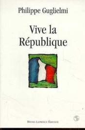 Vive la République - Couverture - Format classique