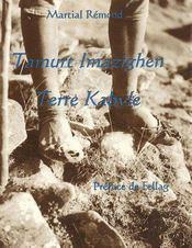 Terre kabyle ; tamurt imazighen - Couverture - Format classique
