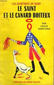 Le Saint Et Le Canard Boiteux. Les Aventures Du Saint N°30. - Couverture - Format classique