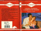 Lindsey Andrews, Candidate De Charme - Halway To Heaven - Couverture - Format classique