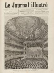 Journal Illustre (Le) N°39 du 26/09/1880 - Couverture - Format classique