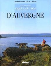 Randonnees Vers Les Lacs D'Auvergne - Intérieur - Format classique