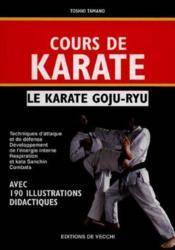Cours De Karate Goju Ryu - Couverture - Format classique