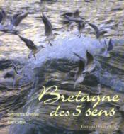 Bretagne Des 5 Sens - Couverture - Format classique