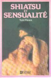 Shiatsu Et Sensualite - Couverture - Format classique