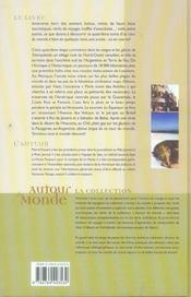 Autour Du Monde T 04 Amerique Du Nord Et Amerique Du Sud - 4ème de couverture - Format classique